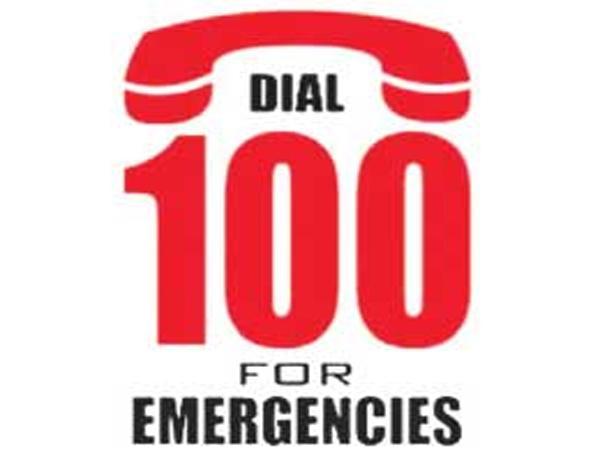 Heavily raised calls to Dial 100 - Sakshi
