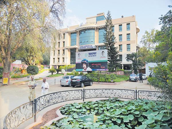 Malkapur Fitness Testing Center was not started - Sakshi