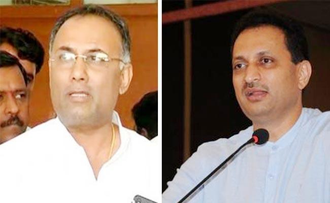 Dinesh Gundo Rao Salms Anant Kumar Hegde For His Comments Over Personal Life - Sakshi