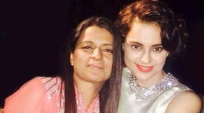 Kangana Ranaut Sister Rangoli Attacks Manikarnika director Krish - Sakshi