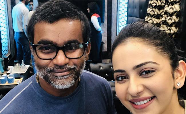 Rakul Preet Wrap Up For NGK Movie - Sakshi