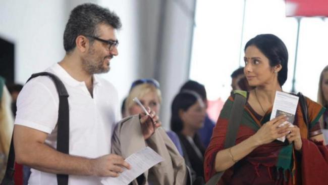 Boney Kapoor Said Ajit Promise To Sridevi He Do A Film In Tamil - Sakshi