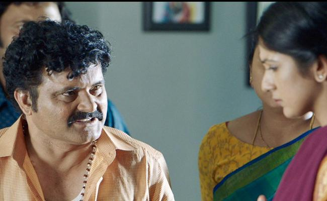 Hari Krishna And Balakrishna Look From Lakshmis NTR - Sakshi