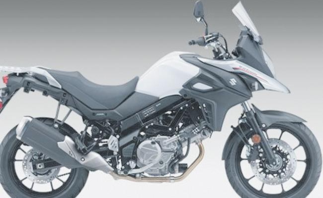 Suzuki Motorcycle launches new edition of V-Strom 650XT. Check price, features - Sakshi