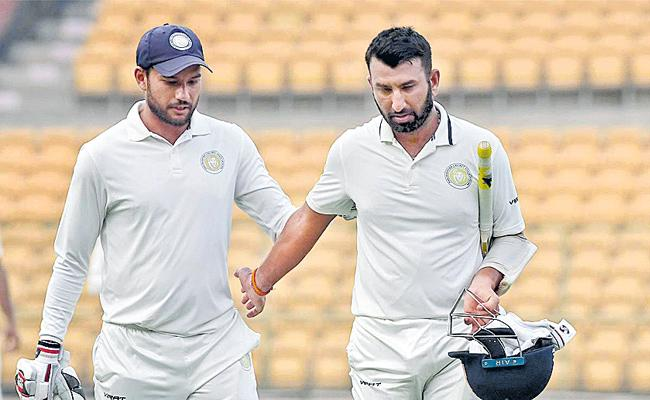 Ranji Trophy 2018 Semi-final: Saurashtra beat Karnataka by 5 wickets - Sakshi