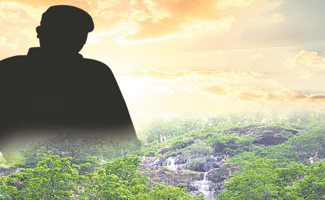 Corruption Complaints On Forest Officer BV Krishna - Sakshi