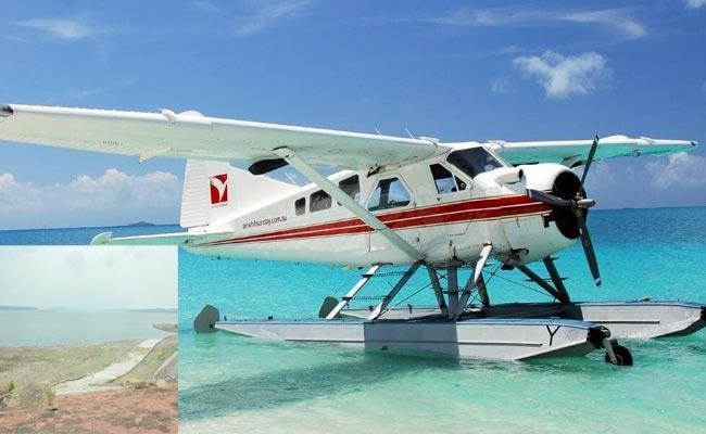 Water Aerodrome Facility Begins in Nagarjuna Sagar - Sakshi