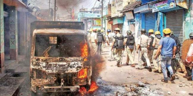 Communal clashes 1 605 killed in over 10K incidents from 2004-17 - Sakshi