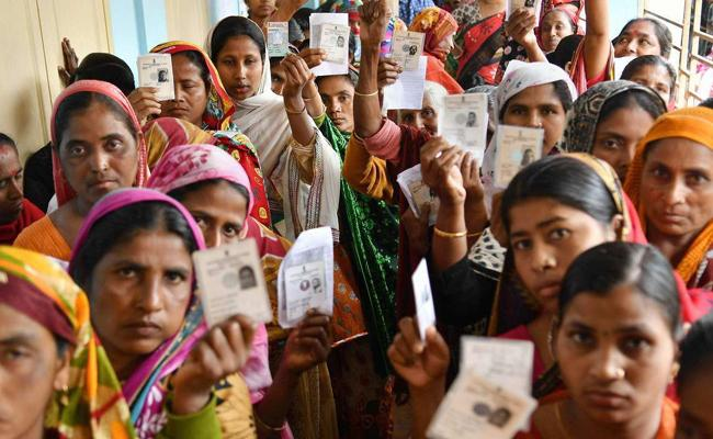 Third Phase Panchayat Elections Start In Telangana - Sakshi