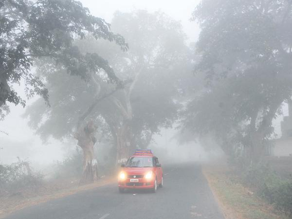Dry weather today in the state - Sakshi