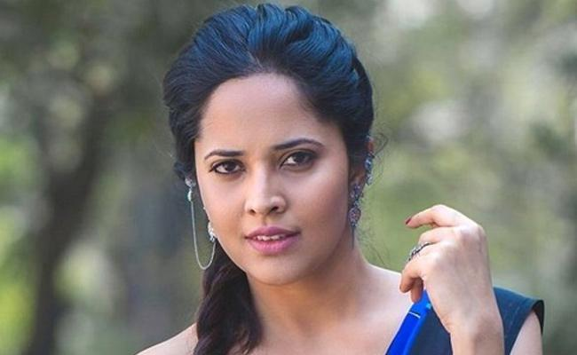Anasuya on Her Character in Vijay Devarakonda And Tharun Bhascker Movie - Sakshi
