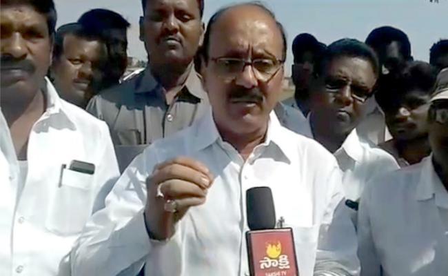Meda Mallikarjuna Reddy Comments On TDP Party - Sakshi