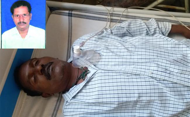 VRO Dies in Telangana Panchayat Election Duty Kodangal - Sakshi
