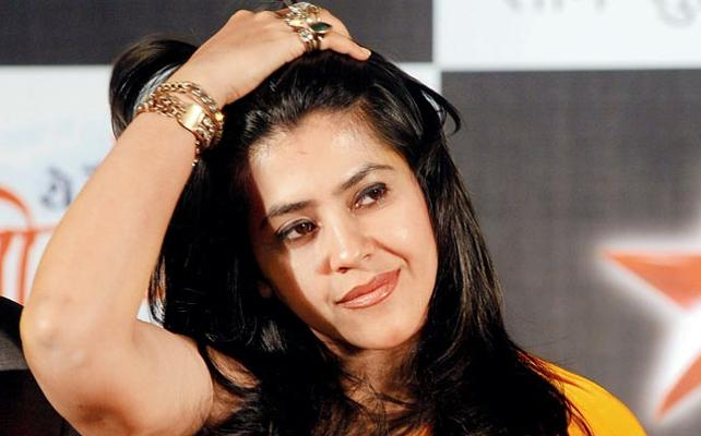 Ekta Kapoor truns mom - Sakshi