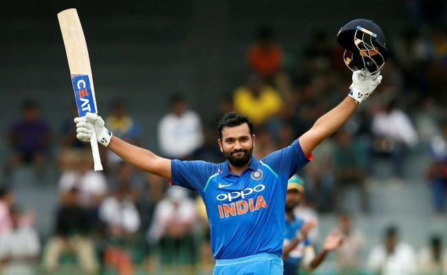 Rohit Arrives at Summit 200 as Among Best in Modern Game - Sakshi