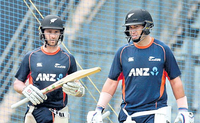 Fourth ODI against New Zealand today - Sakshi