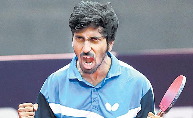 G. Sathiyan thrilled to attain career-best ranking - Sakshi