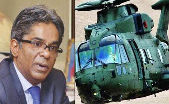 Agustawestland Accused Rajiv Saxena And Lobbyist Deepak Talwar Extradited To India - Sakshi