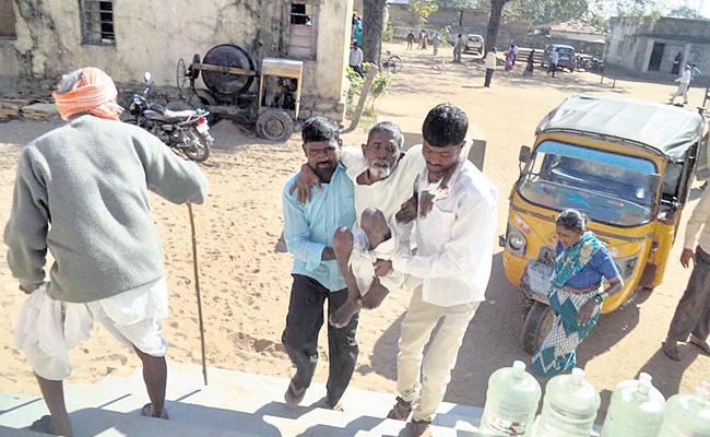 Third Phase Polling Election End Medak - Sakshi