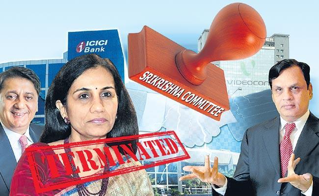 ICICI Banks former CEO Chanda Kotharni has been convicted - Sakshi