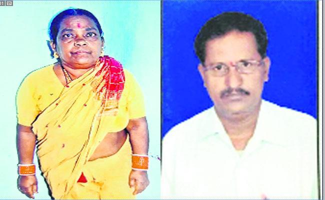 Two Died In Panchayat Elections At Daulatabad - Sakshi