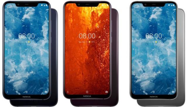 Nokia 8.1 6GB RAM 128GB Storage Variant Launched in India - Sakshi
