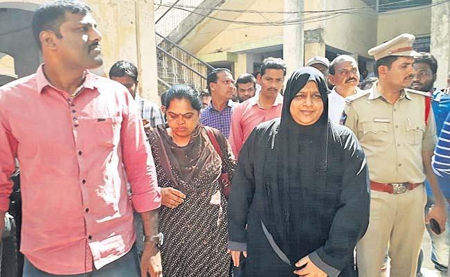 Heera Group CEO Nowhera Shaik To Remain In Custody Until January 10 - Sakshi