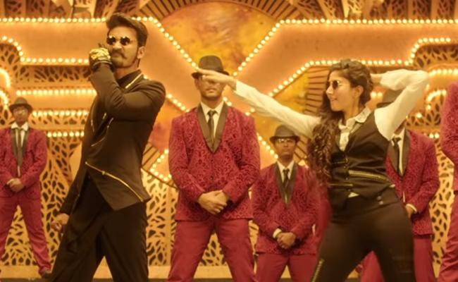Dhanush And Sai Pallavi Rowdy Baby Song Creates records in Youtube - Sakshi