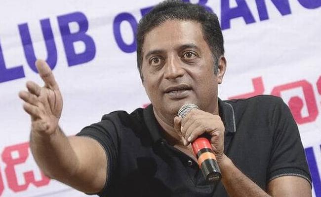 I Will Contest From Bangalore Central Says Prakash Raj - Sakshi