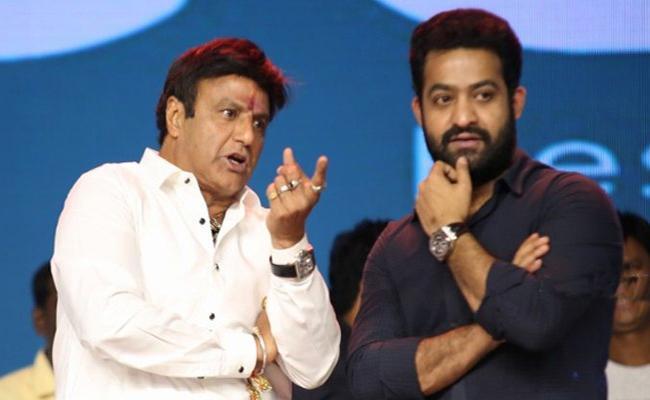 Kalyan Ram Clarifies Why Jr NTR Is Not A Part Of The NTR Biopic - Sakshi