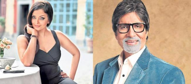 Amitabh Bachchan and Aishwarya Rai in Mani Ratnam's next movie - Sakshi