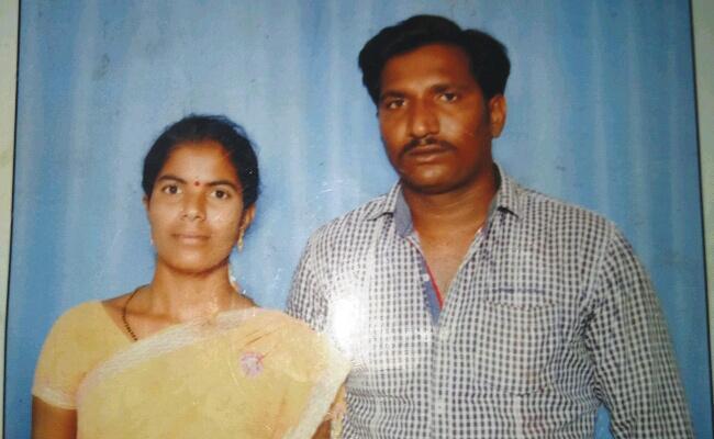 Wife Statement on Husband Attacks Anantapur - Sakshi