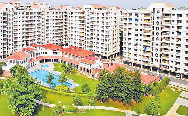 Tax relief in the offing for housing - Sakshi