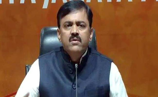GVL Narasimha Rao Fire On Kerala Government Over Sabarimala Issue - Sakshi