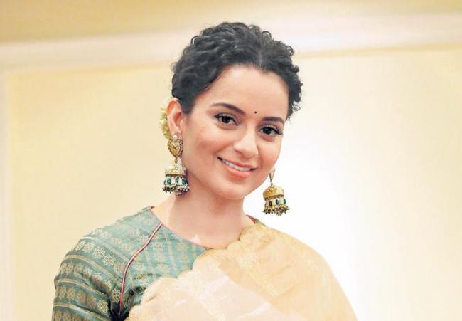 Kangana Ranaut Interview On Manikarnika Movie - Sakshi
