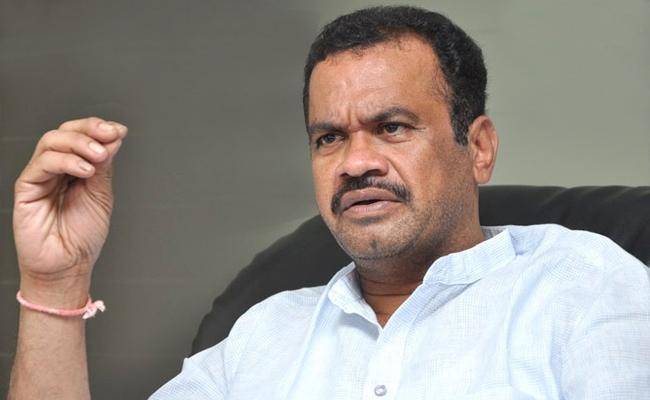 Komatireddy Venkat Reddy Blames Mahakutami Over His Loss In Telangana Assembly Elections - Sakshi