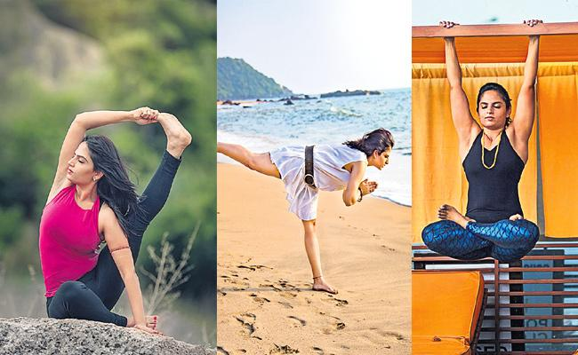 Nature Yoga Best For Health Special Story - Sakshi
