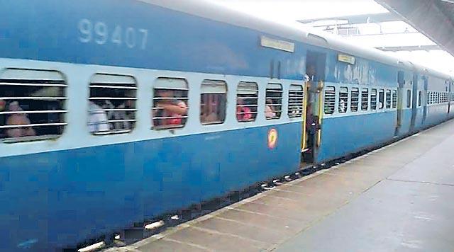 Arrive 20 minutes before your trains leaves - Sakshi