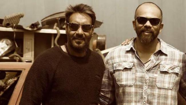 Rohit Shetty Said No one can take Ajay Devgn Place In His Life - Sakshi