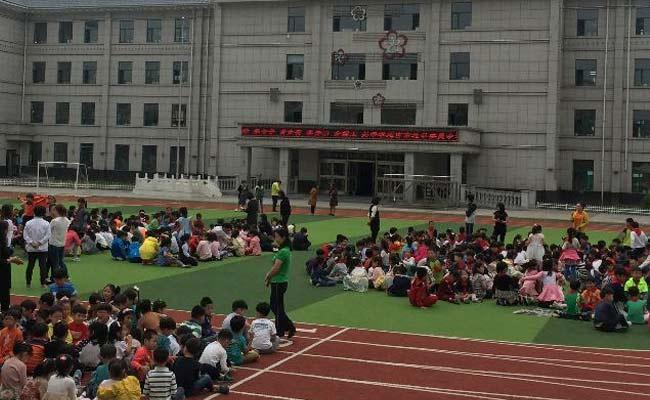 Man Stabs 20 Children in Attack At Beijing School - Sakshi