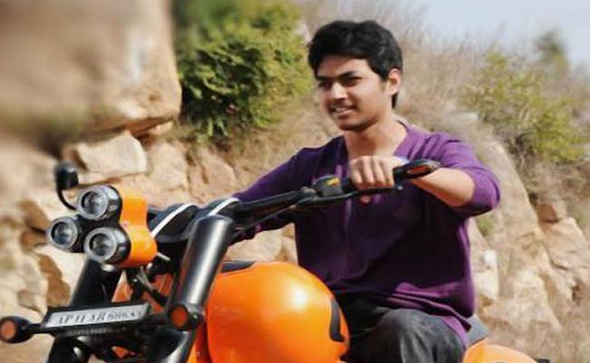 Boyapati Srinu Clarity On Mokshagna Debut Film - Sakshi