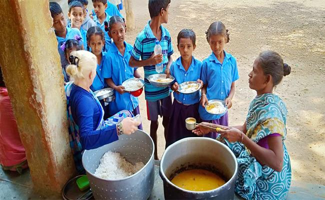 Eggs Not Supply in Midday Meal Scheme - Sakshi