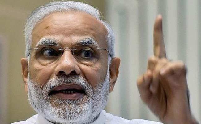 Narendra Modi On 10 Percent Quota In upper Cast - Sakshi