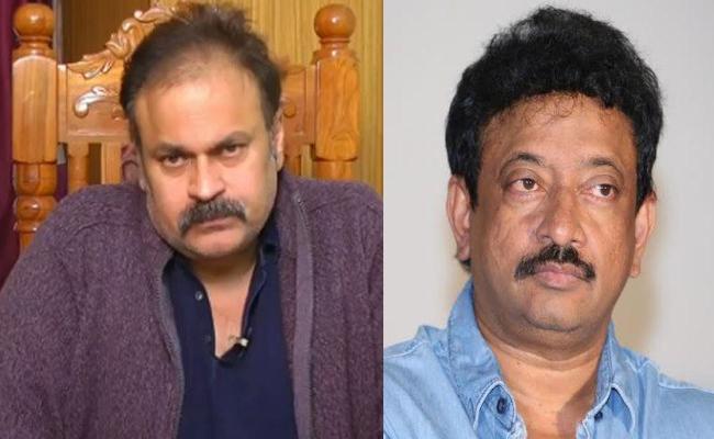 RGV Comment On Nagababu And Balakrishna Issue - Sakshi