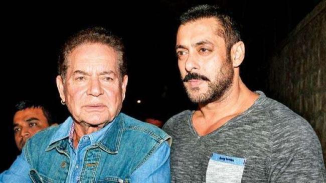 Salim Khan Said Salman Khan Passed His Exams by Papers Leaked - Sakshi
