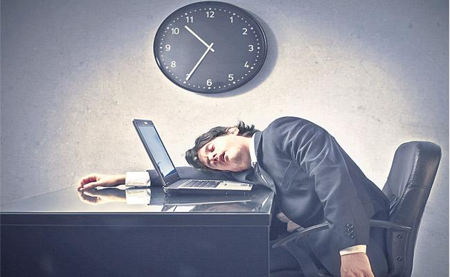 The Economic Costs of Insufficient Sleep - Sakshi