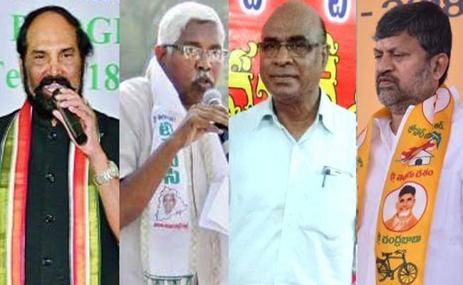 Guest Column By YSRCP leader UmmaReddy Venkateshwarlu Over telangana Politics - Sakshi