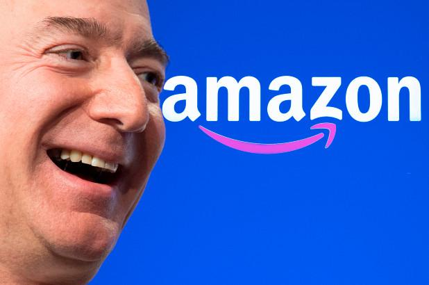 Amazon is now The Most Valuable Company on the Planet - Sakshi