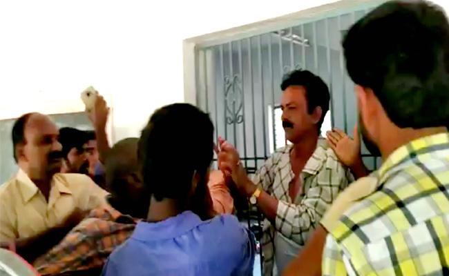 Teacher Harassment to Student in YSR Kadapa - Sakshi