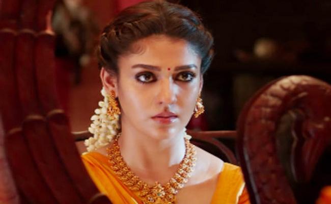 heroine Oriented Character in Nayanthara In Ira Movie - Sakshi